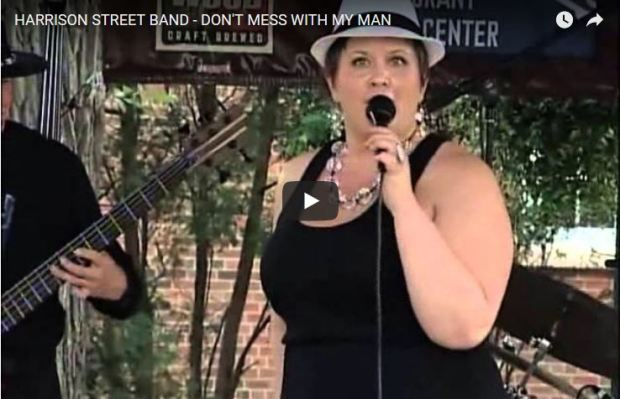DON'T MESS WITH MY MAN | HARRISON STREET BAND
