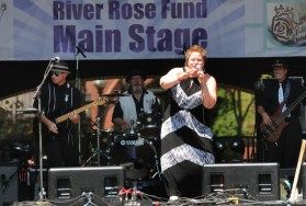 Harrison Street Band Performs at Lowertown Blues and Funk Festival via Pioneer Press